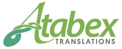 Atabex translations logo